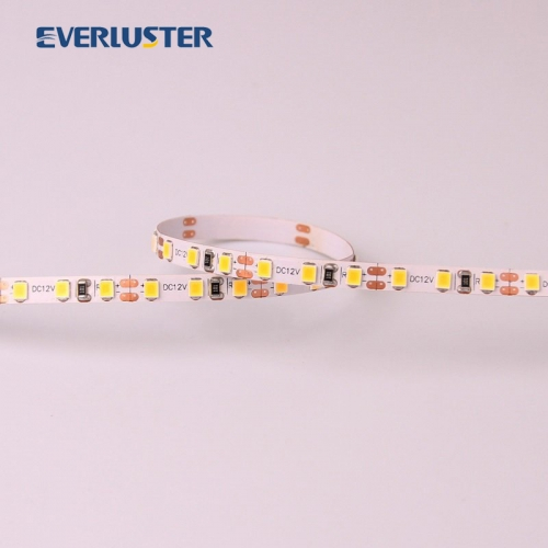 Super narrow 5mm 2835 LED Strip for furniture lighting.