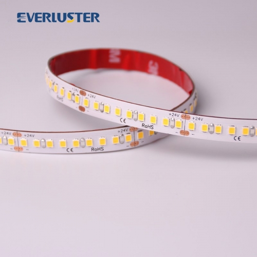 High light efficiency series 160lm/watt 2835 led strip 24V led strip.