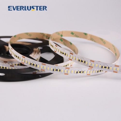 High quality constantly current 4014 LED Strip for luxurious lighting project.