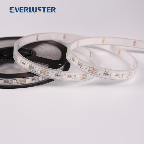 12V 5050 digital RGB led strip(60leds/m)