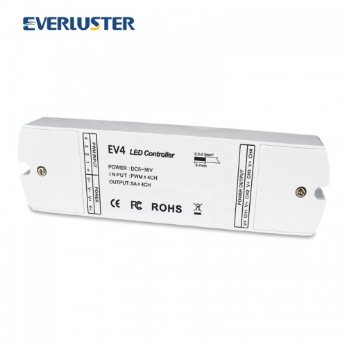 4 channel Power Repeater/ Splitter/Distributor