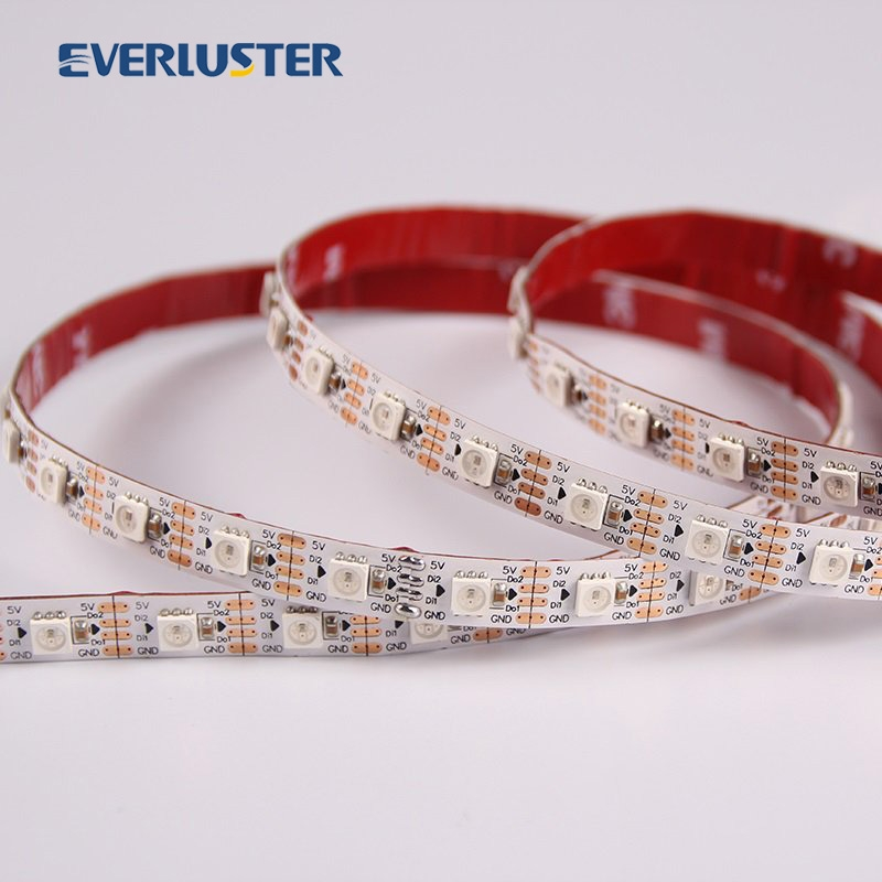 5V 5050 digital RGB led strip(60leds/m)